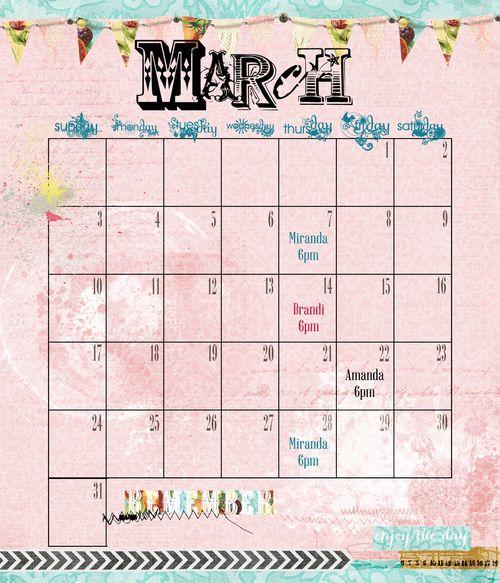 Class calendardates