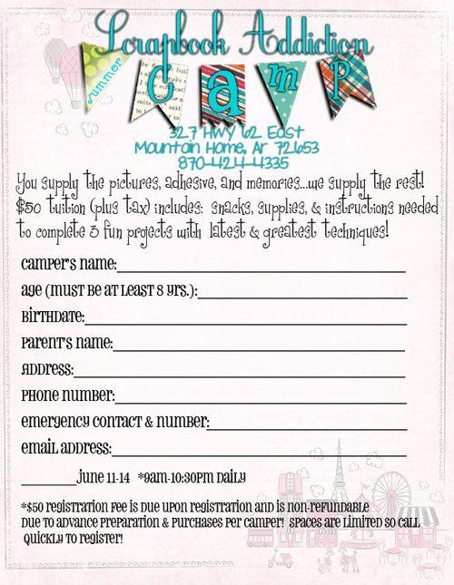 Camp form2013b
